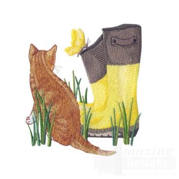 Kitten By Boots