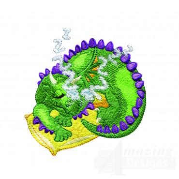 Napping Dragon