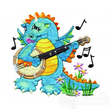 Banjo Dragon