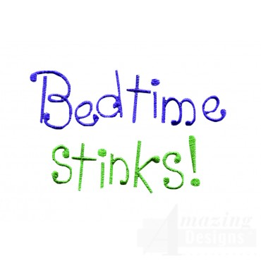 Bedtime Stinks