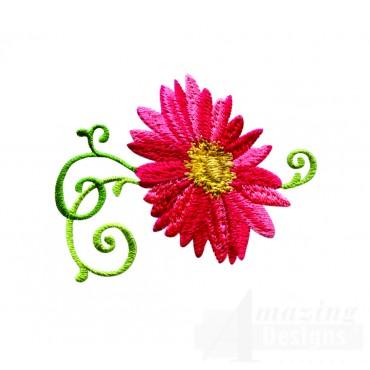 Delightful Daisy Swndsy111 Embroidery Design