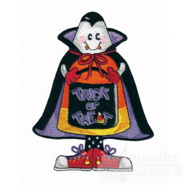 Candy Corn Dracula