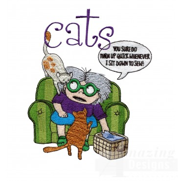 Sew Cats