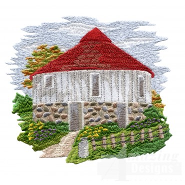 Rustic Barn 3