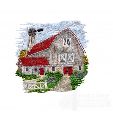 Rustic Barn 4