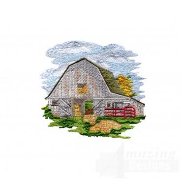 Rustic Barn 9