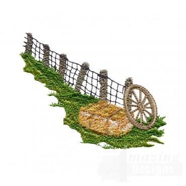 Fence Row 1