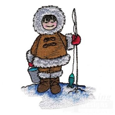 Eskimo Boy