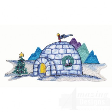 Holiday Igloo