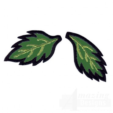 Leaves Applique