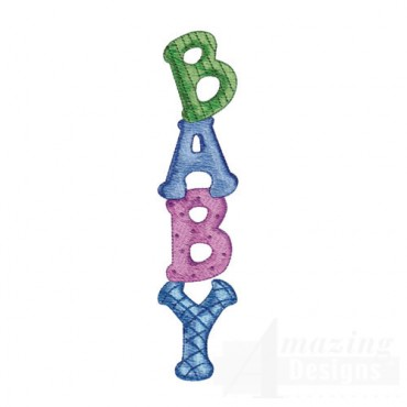 Baby Letters