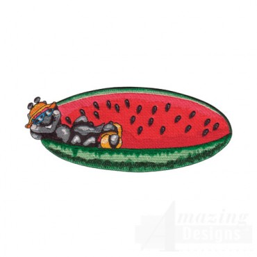 Ant with Watermelon