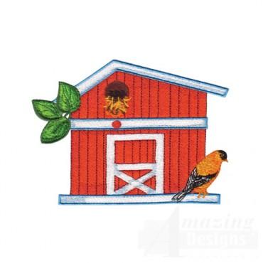 Farm Style Birdhouse
