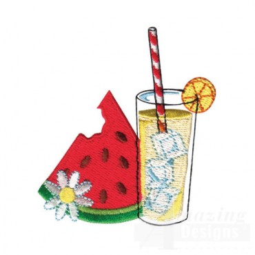 Lemonade and Watermelon