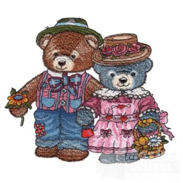 Bear Hugs I