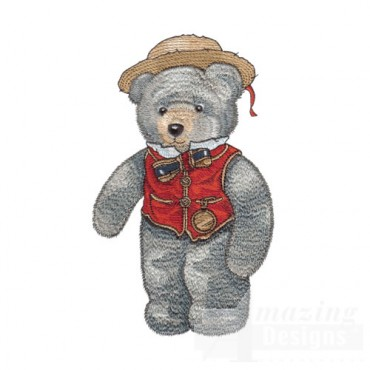 Victorian Bear