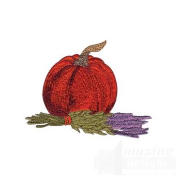 Pumpkin and Lavender