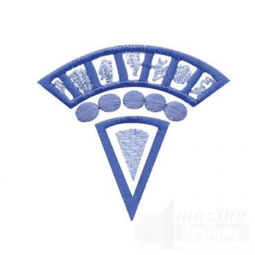 Blue Fanflower