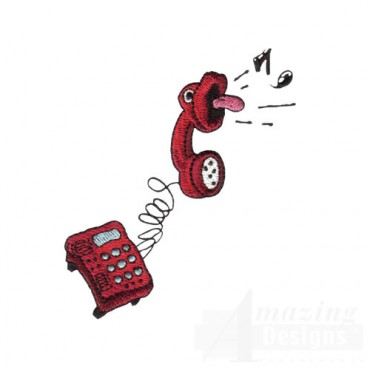 Screaming Red Phone