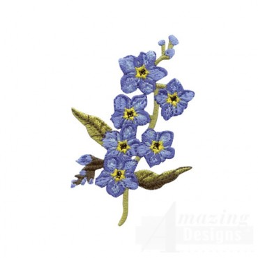 Forget Me Not Lg