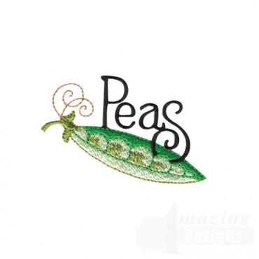 Peas On A Pod