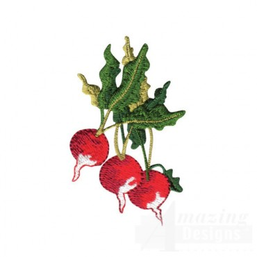 Three Radishes