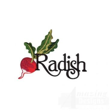 Radish Word