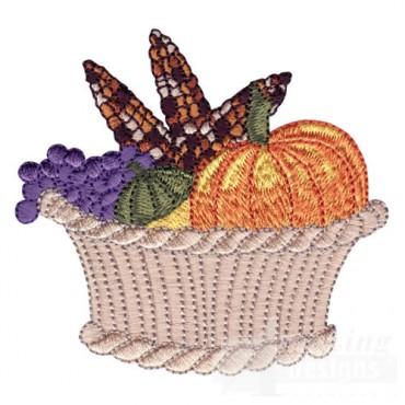 Veggies In Basket