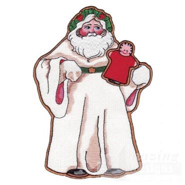 Santa Cookie 2