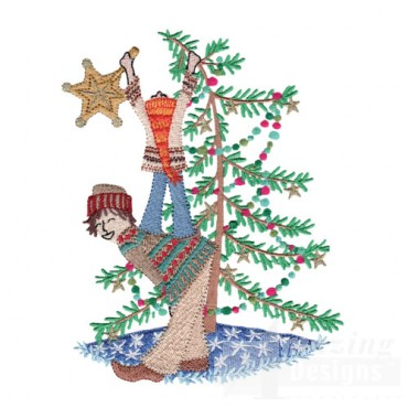 Santa's Helpers by Sewing With Nancy