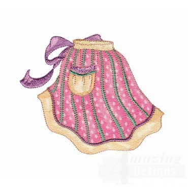 Womans Apron 4