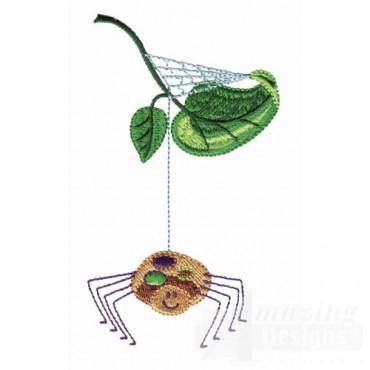 Decending Spider