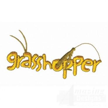 Grasshopper Lettering
