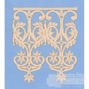 Freestanding Yardage Lace 3
