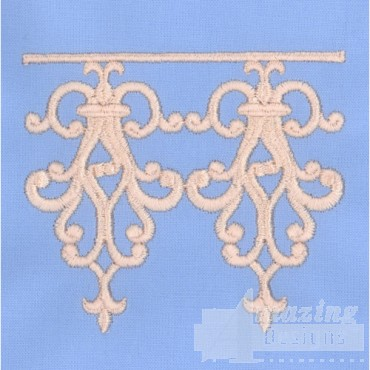 Freestanding Yardage Lace 4