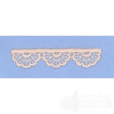 Freestanding Yardage Lace 5