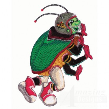 Bug Football Player