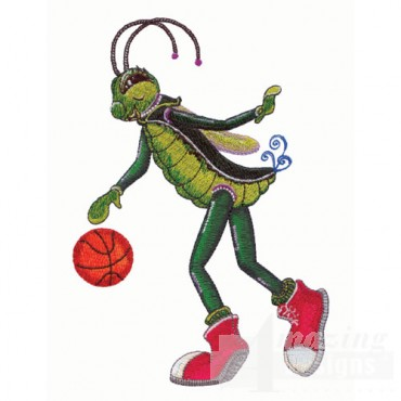 Bug Basketball Player