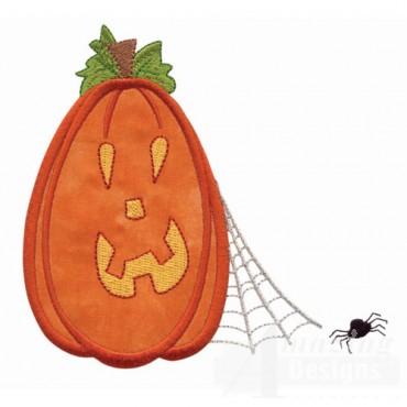 Pumpkin Applique 2