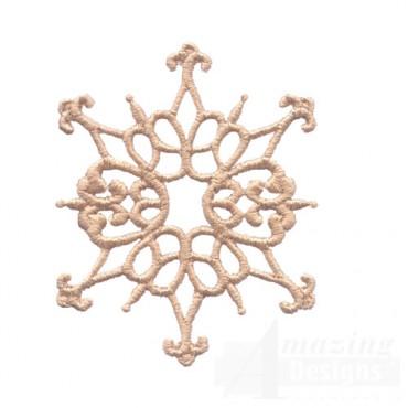 Snowflake Lace 3