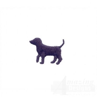 Black Lab Small Logo
