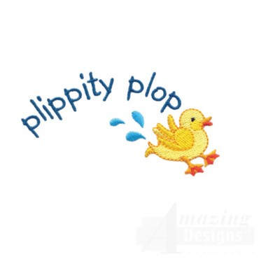 Plippity Plop Duck