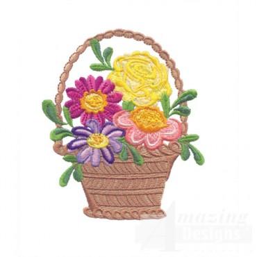 Blooming Basket 1