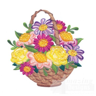Blooming Basket 15