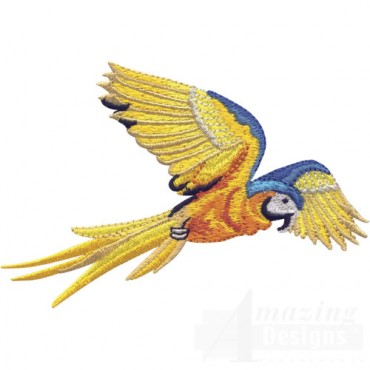 Flying Macaw 2