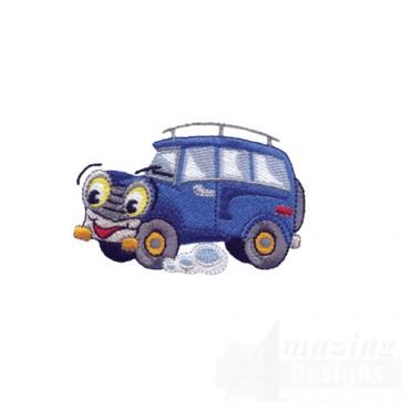 Cute Truck