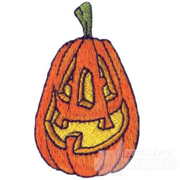 Funny Pumpkin 1
