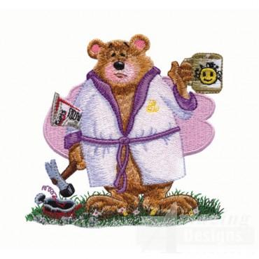 Bear in Robe