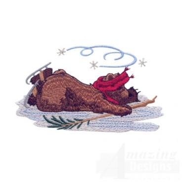 Crashed Bear 2