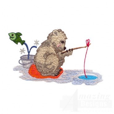 Fishing Bear 2